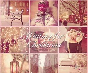 christmas, for, and waiting image