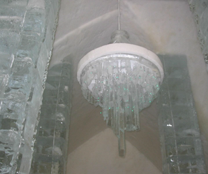chandelier, grunge, and pastel image