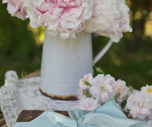 book, shabby chic, and bow image