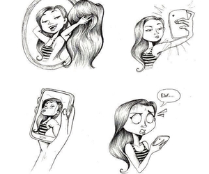 selfie, funny, and true image