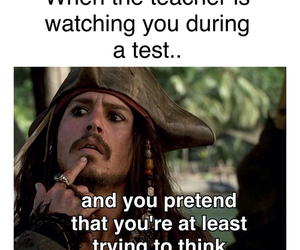 cheating, funny, and pirates image