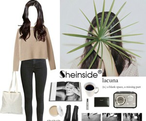 fashion, indie, and Polyvore image