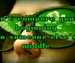 glasses, green, and hipster image