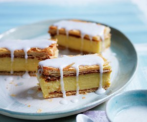 dessert, food, and vanilla image