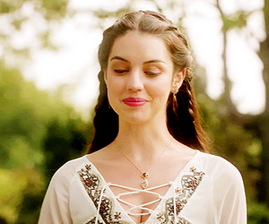 smile, tv series, and reign image