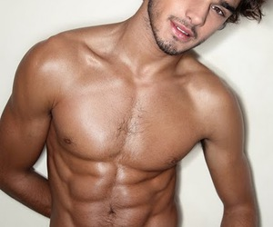 abs, body, and marlon image