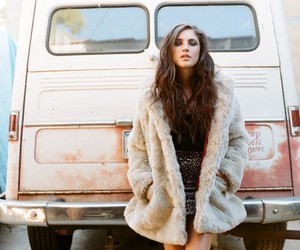 girl, brunette, and fashion image