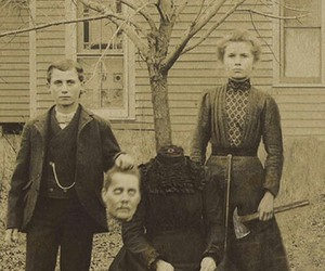 old, family, and head image