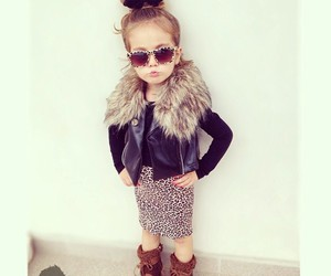 fashion, baby, and child image