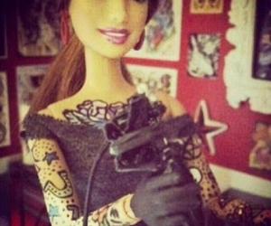 tattoo and barbie image