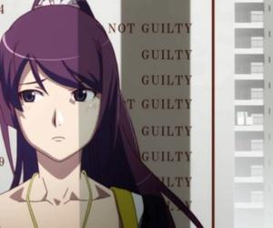anime, guilty, and bakemonogatari image