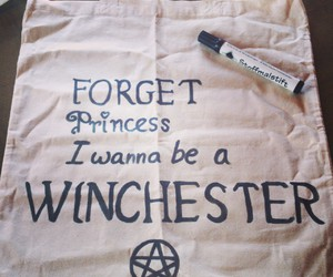supernatural, winchester, and spn image