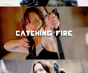katniss, hunger games, and hg image