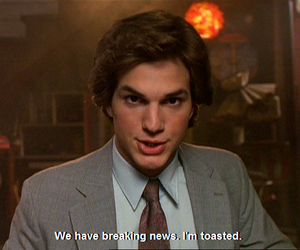 that 70s show, ashton kutcher, and kelso image