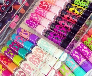 lips, baby lips, and babylips image