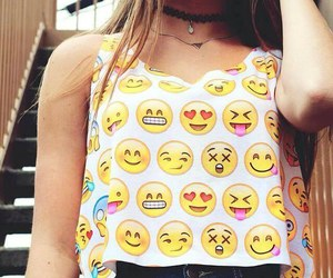 emoji and clothes image