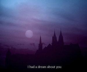 Dream and night image