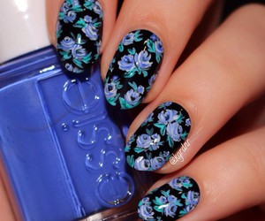 nail art, nailpolish, and nails image