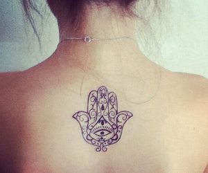 accessories, fashion, and tattoo image