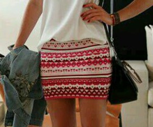 outfit, summer, and woman image