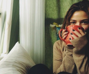 danielle campbell and winter image