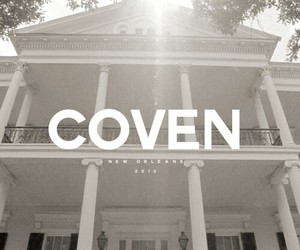 coven, 2013, and american horror story image