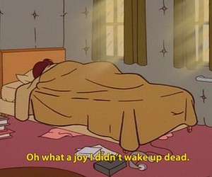 Daria, quotes, and dead image