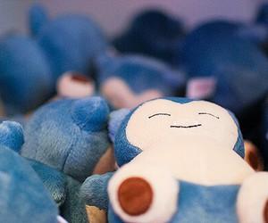 cute, pokemon, and snorlax image