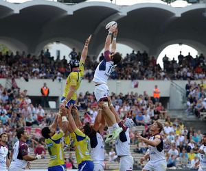 rugby, clermont, and ubb image