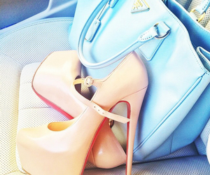 girly, high heels, and love them image