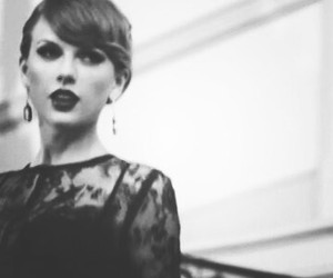1989, black and white, and blank space image
