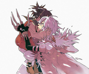 allen and d. gray man image