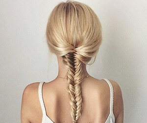 braids, hair styles, and hairstyles image