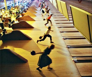 1950s, bowling, and dates image
