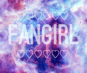 fangirl, love, and wallpaper image
