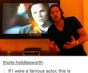 beautiful, jaja, and jared padalecki image