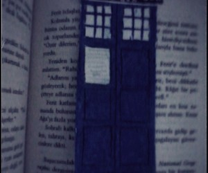 book, diy, and doctor who image