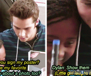 teen wolf, dylan o'brien, and cute image
