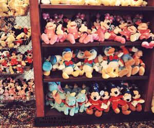 disney, donald duck, and micky mouse image