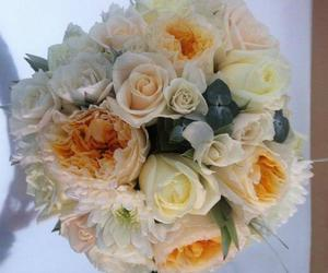 flowers, wedding flowers, and love image