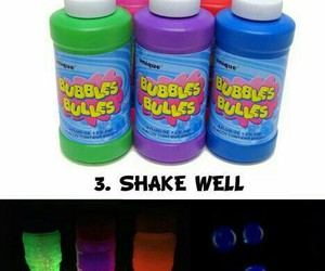 bubbles, diy, and fun image