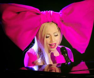 Lady gaga and pink image
