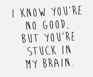 quote, love, and brain image