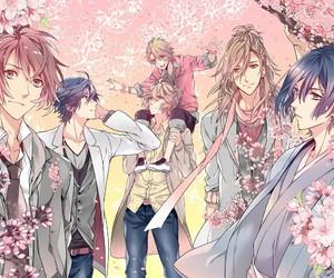 anime, sakura, and uta no prince sama image