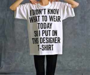 fashion, t-shirt, and style image