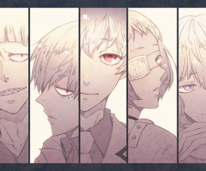 tokyo ghoul:re, anime, and tokyo ghoul re image
