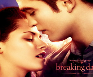 bella and edward, breaking dawn, and part 1 image