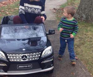 Taylor Swift, car, and kid image