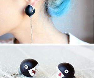 earrings and cool image