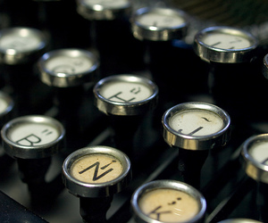 typewriter and maquina de escribir image